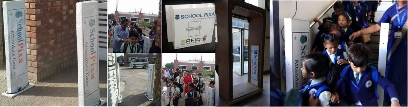 banner school pixa rfid